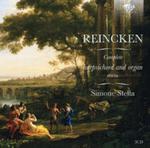 REINCKEN: COMPLETE HARPSICHORD AND ORGAN MUSIC w sklepie internetowym Booknet.net.pl