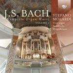 J. S. BACH: COMPLETE ORGAN MUSIC, VOL. 1 w sklepie internetowym Booknet.net.pl