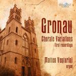 GRONAU: CHORALE VARIATIONS w sklepie internetowym Booknet.net.pl