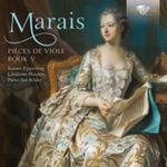 MARAIS: PIECES DE VIOLE, BOOK V w sklepie internetowym Booknet.net.pl