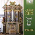 DE TORRES: COMPLETE ORGAN MUSIC w sklepie internetowym Booknet.net.pl