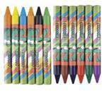 Kredki świecowe Jumbo 12 kolorów w sklepie internetowym Booknet.net.pl