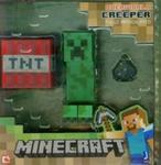 Minecraft Figurka Creeper + akcesoria w sklepie internetowym Booknet.net.pl