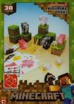 Minecraft Papercraft Zestaw mobów Zwierzęta w sklepie internetowym Booknet.net.pl