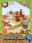 Minecraft Papercraft Kopalnia w sklepie internetowym Booknet.net.pl
