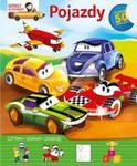 Dzieci w podróży. Pojazdy. Czytam, szukam, zgaduję w sklepie internetowym Booknet.net.pl