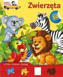 Dzieci w podróży. Zwierzęta. Czytam, szukam, zgaduję w sklepie internetowym Booknet.net.pl