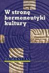 W stronę hermaneutyki kultury w sklepie internetowym Booknet.net.pl