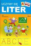 Uczymy sie liter w sklepie internetowym Booknet.net.pl
