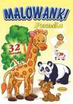Malowanki Panda w sklepie internetowym Booknet.net.pl
