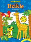 Dzikie zwierzęta Zabawy z naklejkami w sklepie internetowym Booknet.net.pl