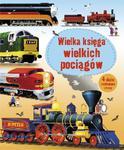 Wielka księga wielkich pociągów w sklepie internetowym Booknet.net.pl