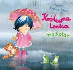 Królewna Lenka ma katar w sklepie internetowym Booknet.net.pl