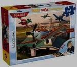 Planes Puzzle dwustronne maxi 2 in 1 w sklepie internetowym Booknet.net.pl