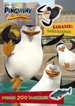 Pingwiny z Madagaskaru. Zadanie: naklejanie! LAS-702 w sklepie internetowym Booknet.net.pl