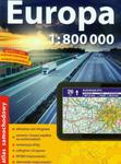 ATLAS SAM.- EUROPA 1:800 / 2014 EXPRESSMAP w sklepie internetowym Booknet.net.pl