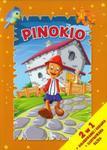 Pinokio 2 w 1 w sklepie internetowym Booknet.net.pl