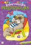 Kolorowanka przedszkolaka Zeszyt 2 w sklepie internetowym Booknet.net.pl