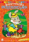 Kolorowanka przedszkolaka Zeszyt 4 w sklepie internetowym Booknet.net.pl