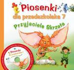 Piosenki dla przedszkolaka część 7 Przyjaciele Skrzata w sklepie internetowym Booknet.net.pl