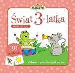 Świat 3-latka. Zeszyt 1. Akademia malucha w sklepie internetowym Booknet.net.pl