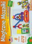 Magiczne Mozaiki z obrazkami Roboty w sklepie internetowym Booknet.net.pl