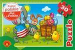 Puzzle 30 Wielkanoc w sklepie internetowym Booknet.net.pl