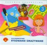 Rysowanie-zmazywanie 3 Dla dziewczynek w sklepie internetowym Booknet.net.pl