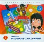 Rysowanie-zmazywanie 5 Smakołyki w sklepie internetowym Booknet.net.pl