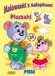 Malowanki z nalepkami Pluszaki Pysia w sklepie internetowym Booknet.net.pl