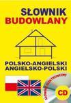 Słownik budowlany polsko-angielski - angielsko-polski + CD w sklepie internetowym Booknet.net.pl