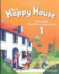 New Happy House. Podręcznik dla szkoły podstawowej 1 w sklepie internetowym Booknet.net.pl