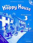 New Happy House 3 Activity Book (CD gratis) w sklepie internetowym Booknet.net.pl