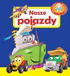 Nasze pojazdy. Biblioteka maluszka w sklepie internetowym Booknet.net.pl