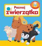 Poznaj zwierzątka. Biblioteka maluszka w sklepie internetowym Booknet.net.pl
