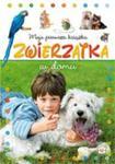 Moja pierwsza książka Zwierzątka w domu w sklepie internetowym Booknet.net.pl