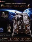 Puzzle 3D Apollo moduł księżycowy w sklepie internetowym Booknet.net.pl