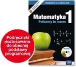 Policzmy to razem 1 Matematyka Zeszyt ćwiczeń w sklepie internetowym Booknet.net.pl