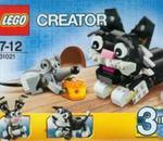 Lego Creator 3in1 Zabawa w kotka i myszkę w sklepie internetowym Booknet.net.pl