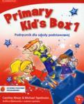 Primary Kid's Box 1 Podręcznik z płytą CD w sklepie internetowym Booknet.net.pl