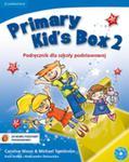 Primary Kid's Box 2 Podręcznik z płytą CD w sklepie internetowym Booknet.net.pl