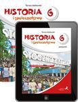 Wehikuł czasu. Klasa 6, szkoła podstawowa. Historia i społeczeństwo. Podręcznik + multipodręcznik w sklepie internetowym Booknet.net.pl