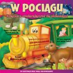W pociągu Książka z otwierającymi się okienkami w sklepie internetowym Booknet.net.pl