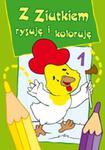 Z Ziutkiem rysuję i koloruję 1 w sklepie internetowym Booknet.net.pl