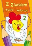 Z Ziutkiem rysuję i koloruję 2 w sklepie internetowym Booknet.net.pl