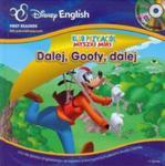 Disney English Klub przyjaciół Myszki Miki Dalej Goofy, dalej z płytą CD w sklepie internetowym Booknet.net.pl