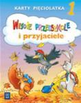 Wesołe przedszkole i przyjaciele. Karty pięciolatka 1 w sklepie internetowym Booknet.net.pl