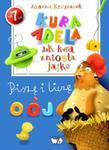 Kura Adela Jak kura zniosła jajko - piszę i liczę w sklepie internetowym Booknet.net.pl