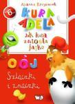 Kura Adela Jak kura zniosła jajko - szlaczki i znaczki w sklepie internetowym Booknet.net.pl