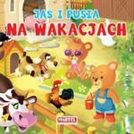 Jaś i Pusia - Na wakacjach w sklepie internetowym Booknet.net.pl